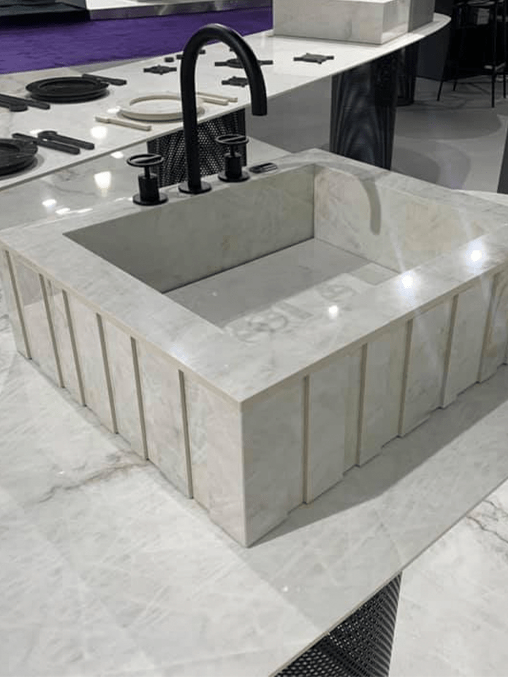quarzo sink